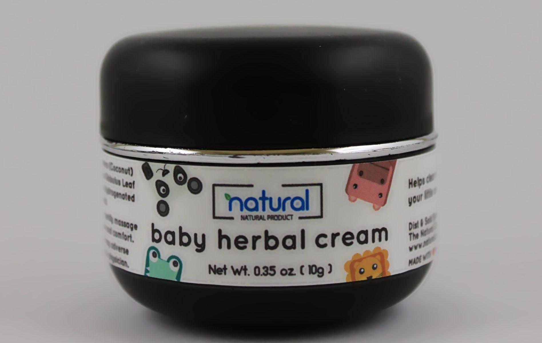 baby herbal cream 10g