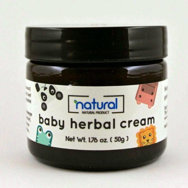 baby herbal cream 50g